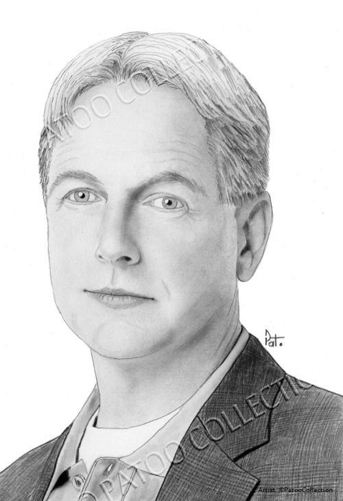Mark Harmon by dedrika